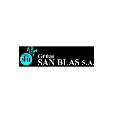 GRUAS SAN BLAS S A